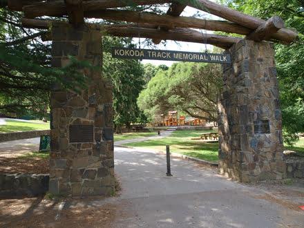 Dandenong Ranges Ferntree Gully Memorial Walk