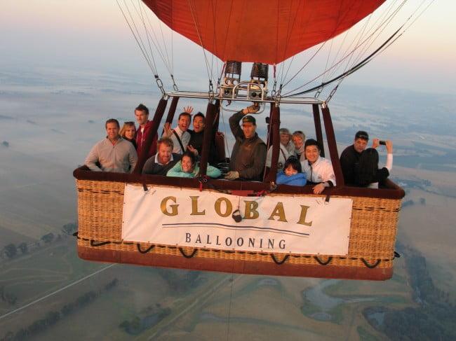 Global Ballooning