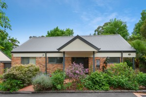 2 Bedroom Waratah Villa Unit